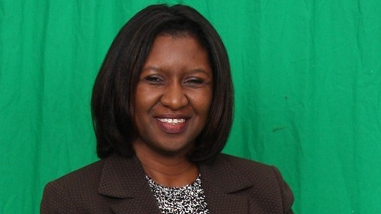 Sonia Gill, new Secretary General of Caribbean Broadcasting Union